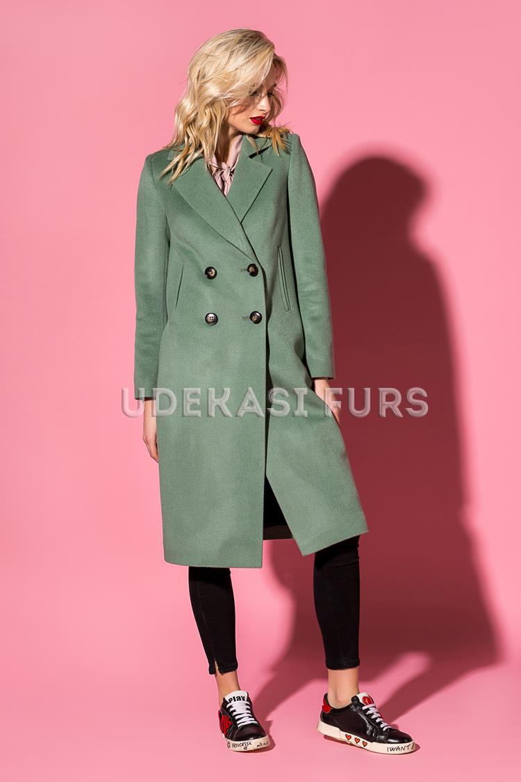 60fa3863bfd Пальто Max Mara 9065-06 Udekasi Furs